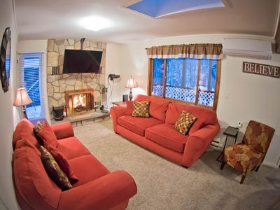 Photo for DE - Creek front home - Amazing community with an indoor Swimming Pools and a Spa!