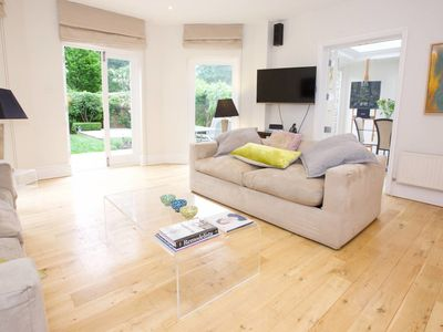 Photo for Clapham 2 Bed flat sleeps 5, with Garden