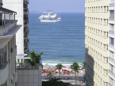 Photo for Beautiful Apt in Copacabana for rent