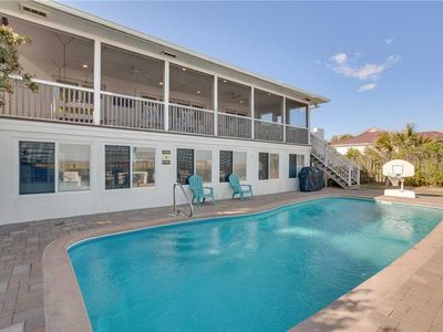 Photo for Spacious Oceanfront Home with a Private Pool- Perfect for the Whole Family!
