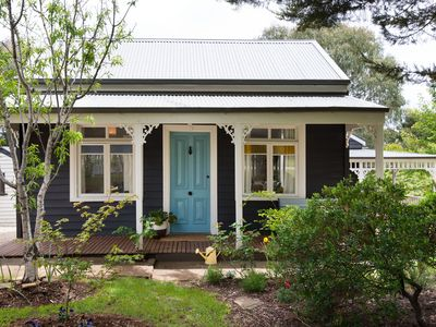 Photo for The Weekender - A Victorian Cottage with a Modern Makeover