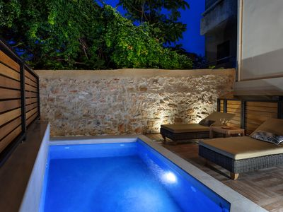Photo for Elvina City Maizonette House with private solar heated pool