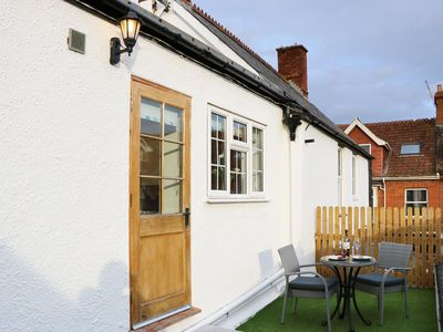 Photo for THE LOFT, country holiday cottage in Minehead, Ref 967378