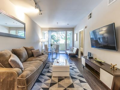 Photo for Amazing new 2BD in the heart of Santa Monica!