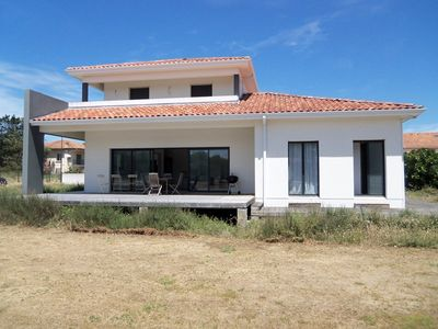 Photo for Beautiful contemporary villa 2 steps from the beaches