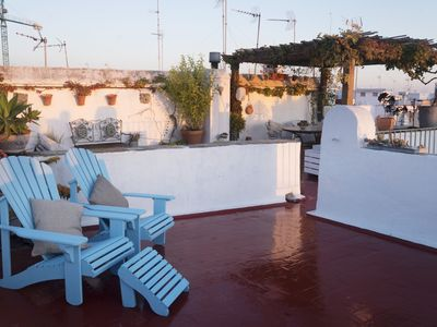 Photo for Amazing Penthouse Cadiz - Apartment for 4 people in Cádiz
