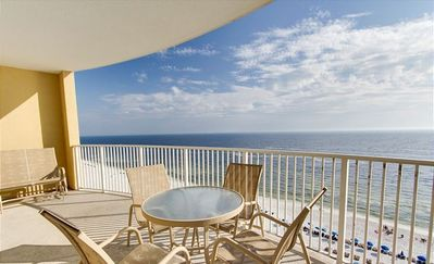 Photo for 11TH FLOOR WITH VIEW OF THE GULF! OPEN 8/3-10! SLEEPS UP TO 6!