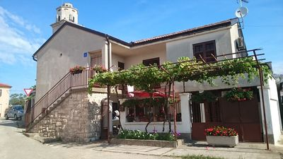 Photo for Holiday apartment in the center of Premantura with terrace
