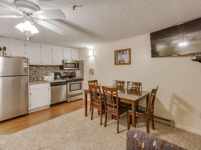 Photo for Sale!Free parking, Wifi and Hot Tub*:Deluxe ML#351;2BR/2Bath*Ski in/Out
