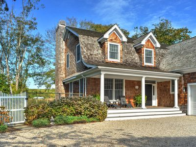 Photo for Perfect East Hampton Village Home Overlooking Farm Fields