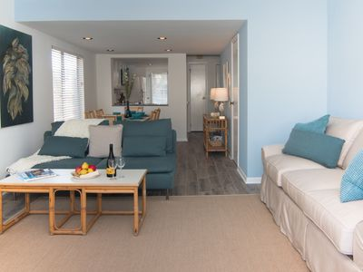 Photo for Ocean View , newly renovated-free parking and cleaning with weekly rentals