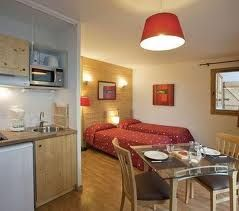 Photo for Beautiful studio for 2 persons. A bright living room with a double bed, equipped kitchen with dining