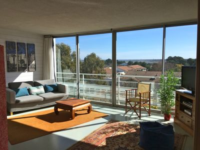 Photo for Very spacious and bright apartment T3 in Arcachon (64 m2)