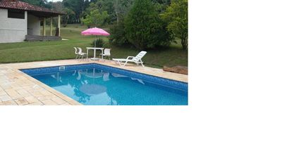 Photo for FARM FOR Tatuí-SP SEASON - NEIGHBORHOOD OF Mirandas - SLEEPS 30 PEOPLE