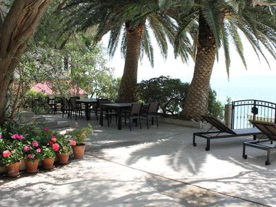 Photo for One bedroom apartment near beach Zaostrog (Makarska) (A-2625-b)