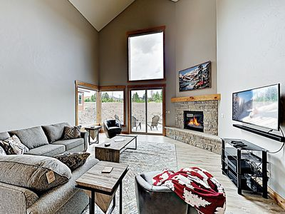 Photo for New Listing! Amazing New-Build Home w/ Private Hot Tub, Near Elk Creek