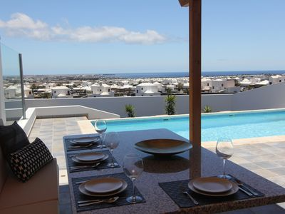 Photo for Holiday house Playa Blanca for 1 - 6 persons with 3 bedrooms - Holiday home