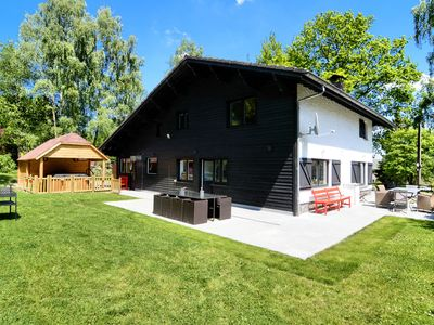 Photo for Modern chalet with wellness facilities