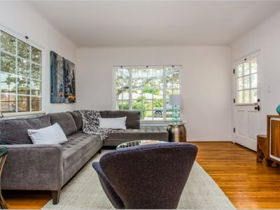 Photo for Charming Cottage in Mar Vista. Family friendly and close to the beach.