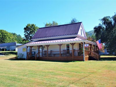 Photo for APPALACHIAN TRAIL TOWN INN -  LOCATED IN THE HEART OF DAMASCUS, VIRGINIA