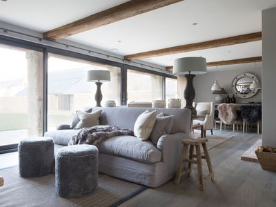 Photo for A lavish, stylish and luxurious Barn Conversion.