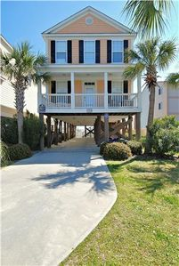 Photo for Beach Cabana, 5 Bedroom, Sleeps 16, Oceanfront, Private Pool, Dog Friendly!