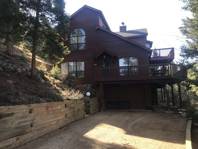 Photo for NEW LISTING! House Above the Clouds