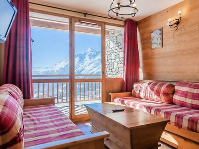 Photo for The Balconies of La Rosiere **** - 2 Rooms 2/4 Persons