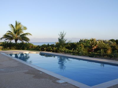 Luxury villa with private pool, on golf course, easy beach access