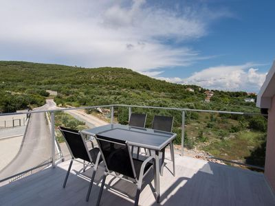 Photo for Three bedroom apartment with terrace Tribunj, Vodice (A-16717-c)