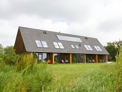 Photo for Beautiful group accommodation at National Park Lauwersmeer and Wadden Sea
