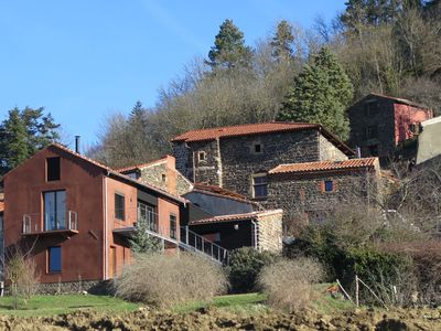 """Photo for lodging """"dedeuxchoseslune"""" in classified village, with sight, charm and sun."""