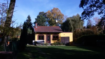 Photo for Charming fisherman house on the Havel