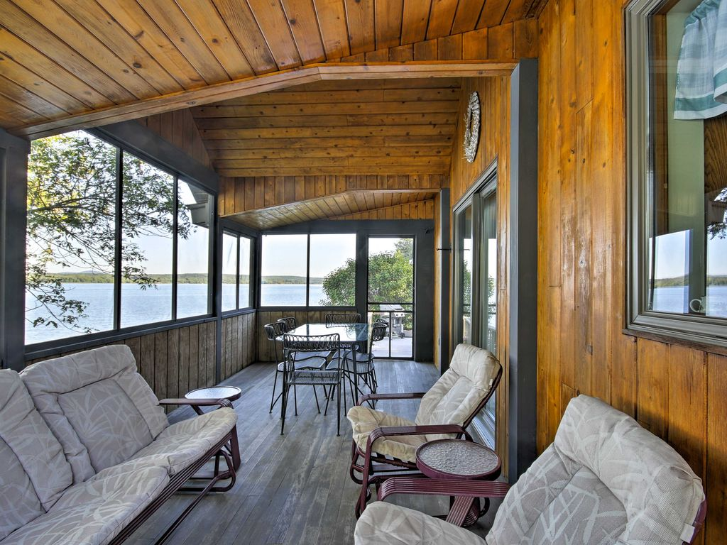 NEW! Charming Saint Albans Home on Lake Champlain!