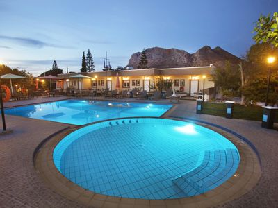 Photo for Sweet Dream - 6 Bedroom With Private Pool | 800m From Stavros Sandy Beach