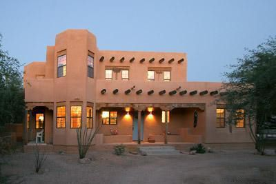 The Homestead where Old Tucson comes to life