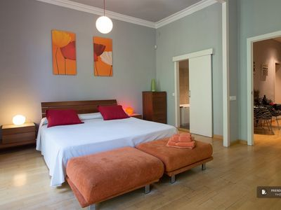 Photo for Friendly Rentals The Rockwell  Apartment in Barcelona