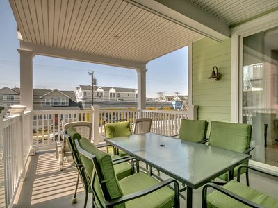 Photo for 4BR Condo Vacation Rental in Wildwood, New Jersey