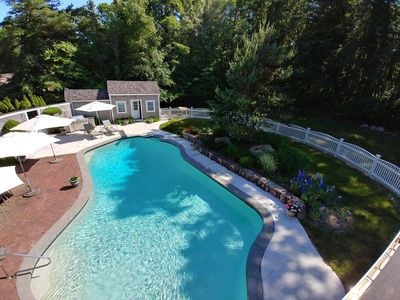 Photo for Marion -Village Handsome Pool House ...Perfect