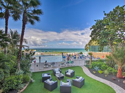 Photo for NEW! Beachfront Ft Lauderdale Resort Condo w/Pool!