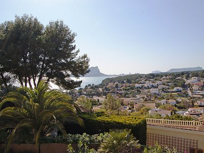 Photo for Vacation home Lisa in Moraira - 6 persons, 3 bedrooms