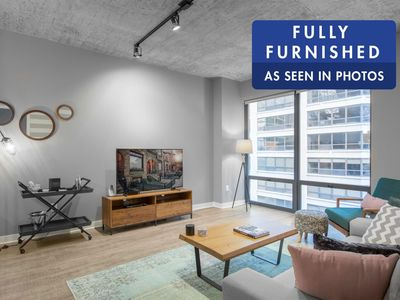 Photo for 1-Bedroom Apartment, Streeterville by Blueground