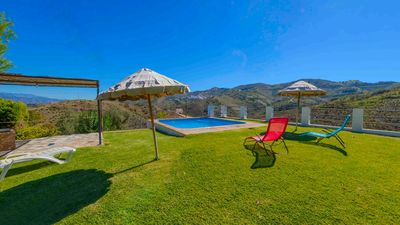 Photo for Majestic villa with great garden, perfect for families with kids