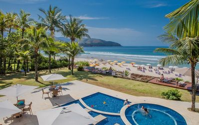 Photo for Luxury Duplex Aptos Foot on Sand in Maresias - for up to 4 people each fit.