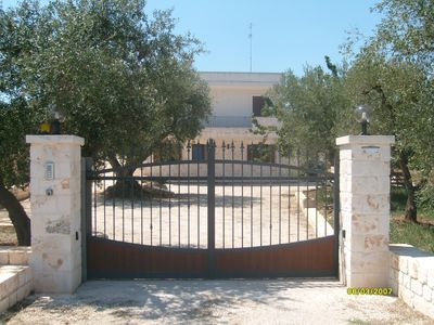 Photo for 3BR Villa Vacation Rental in Cisternino, Puglia