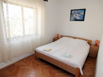 Photo for One bedroom apartment with balcony and sea view Pag (A-12035-b)