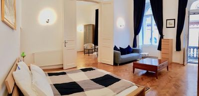 Photo for 2BR Apartment Vacation Rental in VIII. kerület, Budapest
