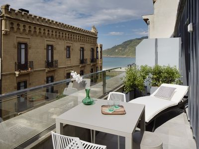 Photo for Apartment Basque Terrace by FeelFree Rentals