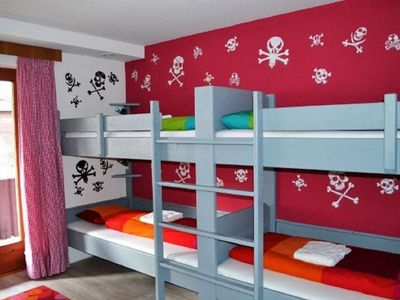 Photo for 6-Bed Room - Hostel Alpking