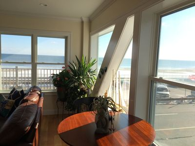 Photo for Hampton Beach Ocean Front  - Beautiful Unobstructed Views Of Beach & Ocean